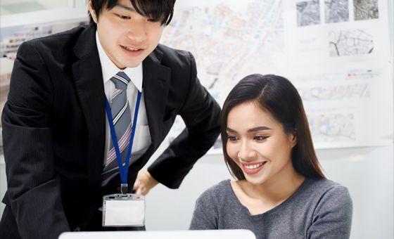 外国人留学生就職支援事業